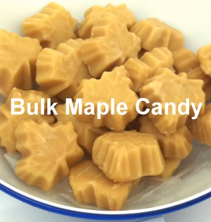 Bulk Maple Candy