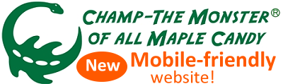 ChampMapleCandy.com mobile-friendly website
