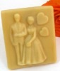 Bride and Groom Vermont Maple Candy Wedding Favor