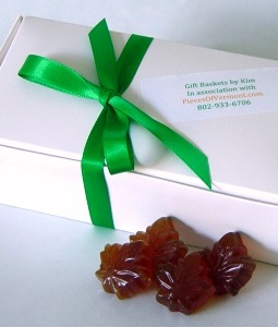 Hard Maple Candy Gift Box