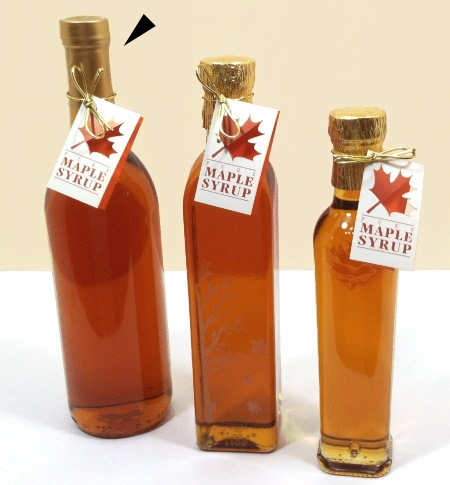 Vermont Maple Syrup Wine Bottle 25 4 Oz 750ml Pieces