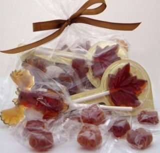3196da63e6c Hard Maple Candy  Pieces of Vermont  Pure Maple Candy Gifts   Bulk